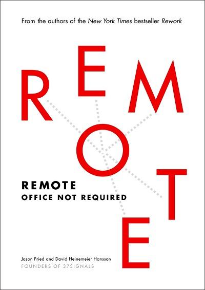 Remote book cover