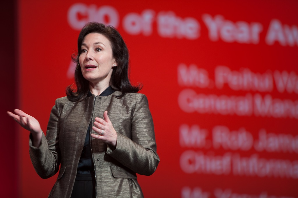 Safra Catz, CEO de Oracle