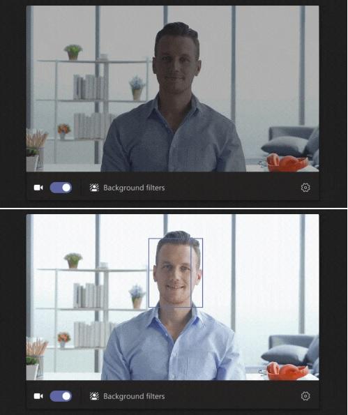 Filtros en Microsoft Teams