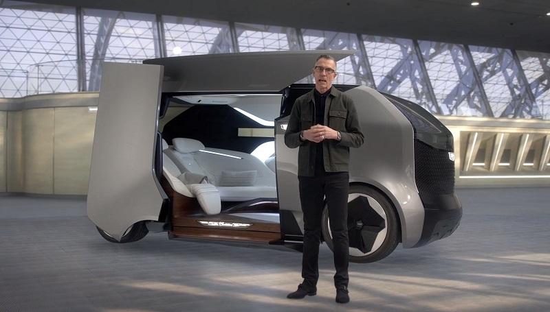 Carro eléctrico GM