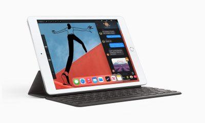 iPad octava generacion con teclado