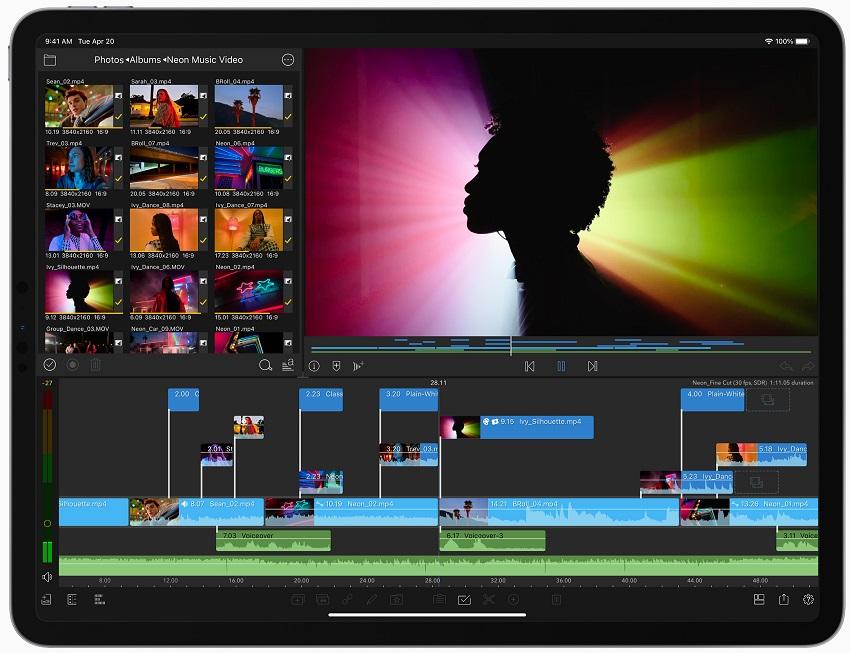 iPad Pro con procesador M1